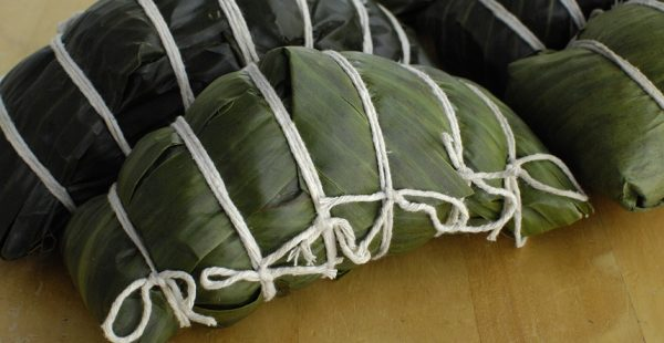 Zongzi for Chinese New Year 2017